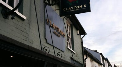 Photo of Bar Clayton's Marlow Bar & Kitchen at 16 Oxford Rd, Marlow SL7 2NL, United Kingdom