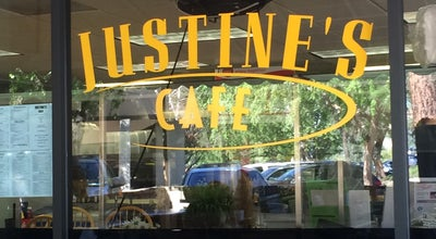 Photo of Coffee Shop Justine's Cafe at 31356 Via Colinas #103, Westlake Village, CA 91362, United States