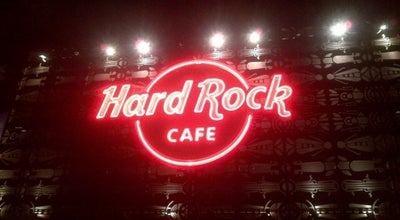 Photo of American Restaurant Hard Rock Café Medellín at Calle 5 Sur # 42 - 51, Medellín, Colombia