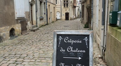 Photo of Creperie Crêperie du Château at 21 Rue Saint-aignan, Angers 49100, France