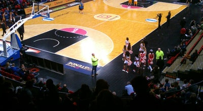 Photo of Basketball Court Sluyter Arena at Belgium