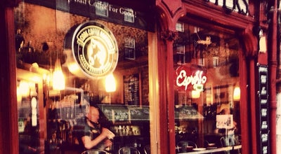 Photo of Coffee Shop Cork Coffee Roasters at 2 Bridge St, Cork, Ireland