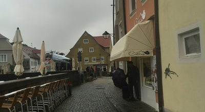 Photo of Ice Cream Shop Cortina Eiscafé at Salzgasse 125, Landsberg 86899, Germany
