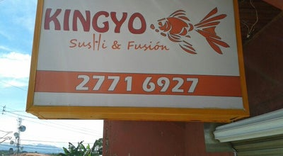 Photo of Sushi Restaurant Kingyo. Sushi & Fusion. at Costa Rica