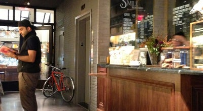 Photo of Cafe The Smile @ Shinola Flagship Tribeca at 177 Franklin St, New York, NY 10013, United States