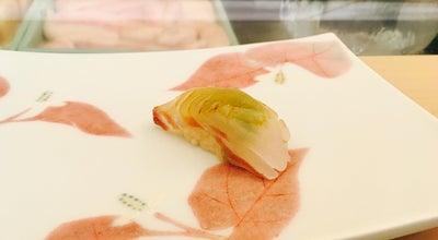 Photo of Sushi Restaurant やま中 本店 at 中央区渡辺通2-8-8, Fukuoka 810-0004, Japan