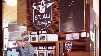 Photo of Cafe St. Ali at 18 Yarra Pl., Melbourne, VIC, VI 3205, Australia
