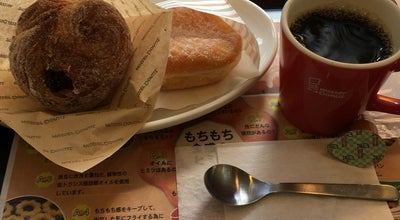 Photo of Donut Shop ミスタードーナツ 江坂南ショップ at 江坂町1-22-15, 吹田市, Japan