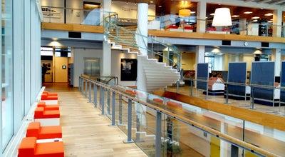 Photo of Library Kolding Bibliotek at Slotssøvejen 4, Kolding 6000, Denmark