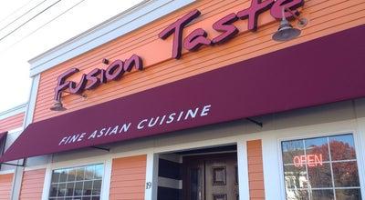 Photo of Sushi Restaurant Fusion Taste at 19 Franklin St, Stoneham, MA 02180, United States