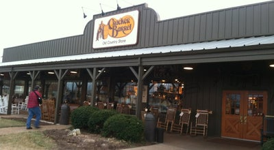 Photo of American Restaurant Cracker Barrel Old Country Store at 2858 North Glenstone I-44 & Glenstone Ave, Springfield, MO 65803, United States