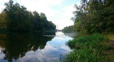 Photo of Lake Jezioro Wilanowskie at Biedronki, Warszawa, Poland
