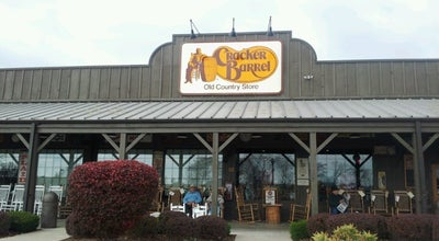Photo of American Restaurant Cracker Barrel Old Country Store at 18531 North Creek Drive I-80 & Sr 43, Tinley Park, IL 60477, United States