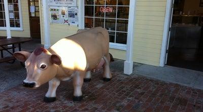 Photo of Ice Cream Shop Petaluma Creamry at 621 Western Ave, Petaluma, CA 94952, United States
