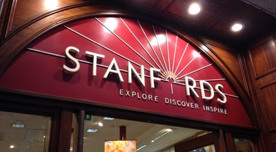 Photo of Bookstore Stanfords at 12-14 Long Acre, London WC2E 9LP, United Kingdom