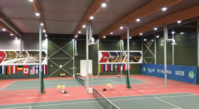Photo of Tennis Court Pärnu Tennisehall at Tammsaare 39, Pärnu 80010, Estonia