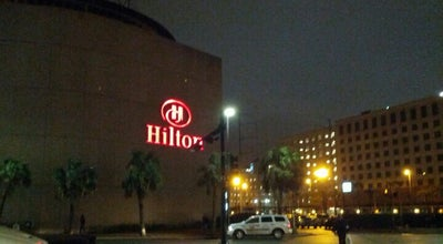 Photo of Hotel Hilton New Orleans Riverside at 2 Poydras St, New Orleans, LA 70130, United States