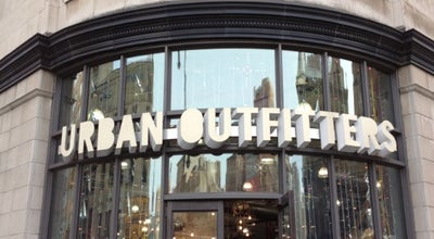 Photo of Clothing Store Urban Outfitters at 526 Avenue Of The Americas, New York, NY 10011, United States