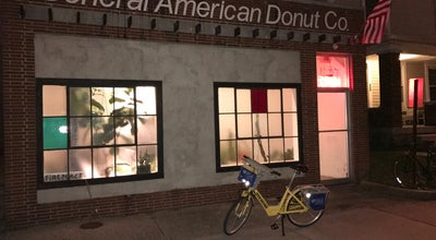 Photo of Bakery General American Donut Company at 827 S East St, Indianapolis, IN 46225, United States