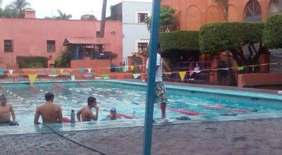 Photo of Pool Unidad Deportiva Revolución de 1910. Centro Acuático at Avenida Morelos, Cuernavaca 62000, Mexico