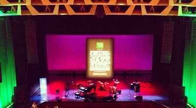 Photo of Concert Hall Salle Wilfrid Pelletier - Place des Arts at 175, Rue Sainte-catherine Ouest, Montréal, QC H2X 1Z8, Canada