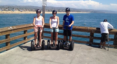 Photo of Bike Rental / Bike Share Segway Orange County at 611 E Balboa Blvd, Newport Beach, CA 92661, United States
