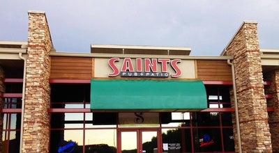Photo of Sports Bar Saints Pub + Patio Jordan Creek at 165 S Jordan Creek Pkwy #120, West Des Moines, IA 50266, United States