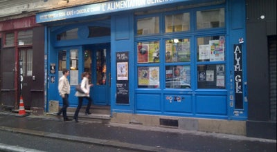 Photo of Bar L'Alimentation Générale at 64 Rue Jean-pierre Timbaud, Paris 75011, France