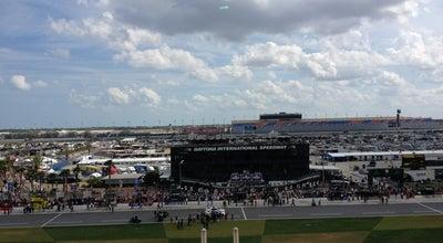 Photo of Racetrack Daytona International Speedway Petty Tower at Daytona Beach, FL 32114, United States