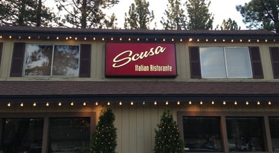 Photo of Italian Restaurant Scusa at 2543 Lake Tahoe Blvd, South Lake Tahoe, CA 96150, United States