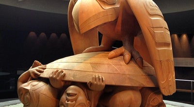 Photo of Tourist Attraction Museum of Anthropology at 6393 North West Marine Dr., Vancouver V6T 1Z2, Canada