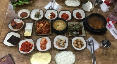 Photo of Korean Restaurant 옹고집쌈밥 at 나포면 서왕길 34, Kunsan, South Korea