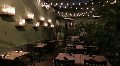 Photo of Seafood Restaurant Maré at 7465 Melrose Ave, Los Angeles, CA 90046, United States