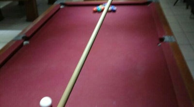 Photo of Pool Hall Área 51 Bar & Snooker at Cln 116 Bl. F, Brasília, Brazil