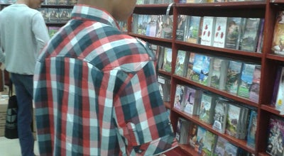 Photo of Bookstore Gramedia at Jalan Damar No. 63, Padang 25116, Indonesia