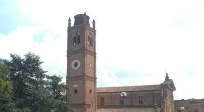 Photo of Church Cattedrale san giorgio at Piazza San Giorgio, Ferrara, Italy