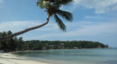 Photo of Beach Haad Salad Beach at Koh Pha Ngan, Thailand