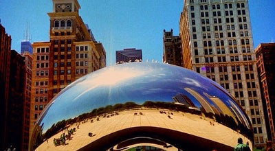 Photo of Public Art Cloud Gate at Michigan Ave, Chicago, IL 60602, United States