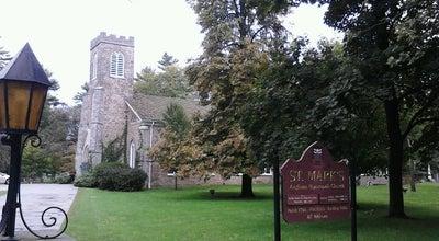 Photo of Church St. Marks Anglican Church at 41 Byron St, Niagara-on-the-Lake, Canada