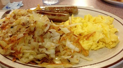 Photo of Diner The Sunrise Restaurant at 2418 10th Ave, South Milwaukee, WI 53172, United States