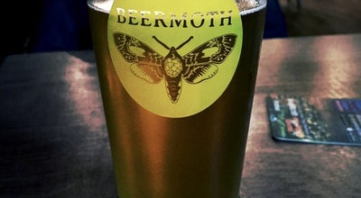 Photo of Bar Café Beermoth at 40 Spring Gardens, Manchester M2 1DA, United Kingdom