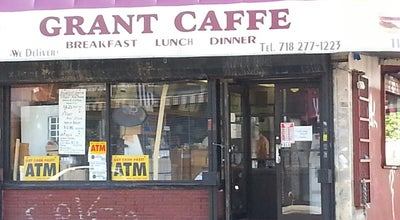 Photo of Diner Grant Caffe at 1170 Liberty Ave, Brooklyn, NY 11208, United States