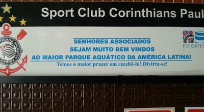 Photo of Water Park Parque Aquático Sport Clube Corinthians Paulista at Brazil