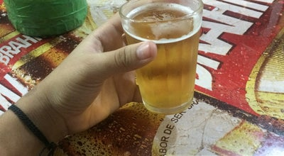 Photo of Beer Garden Bar do Criança at Jardim Tropical, Brazil