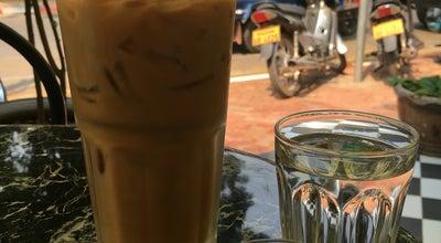 Photo of Cafe Le Trio Coffee at Setthathirath Rd, Vientiane, Laos