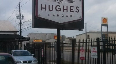 Photo of Other Venue Hughes Hangar at 2811 Washington Ave., Houston, TX 77007