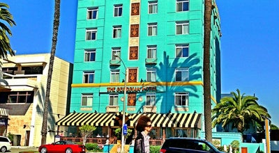 Photo of Resort The Georgian Hotel at 1415 Ocean Ave, Santa Monica, CA 90401, United States
