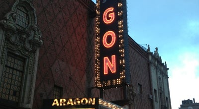 Photo of Music Venue Aragon Ballroom at 1106 W Lawrence Ave, Chicago, IL 60640, United States