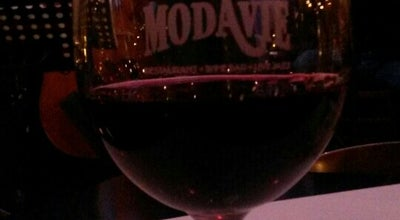Photo of Wine Bar Modavie at 1 Rue St-paul Ouest, Montreal, QC H2Y 1Y6, Canada