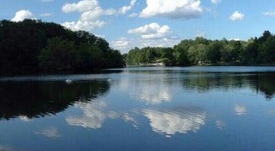 Photo of Lake Crystal Lake at Middletown, CT, United States